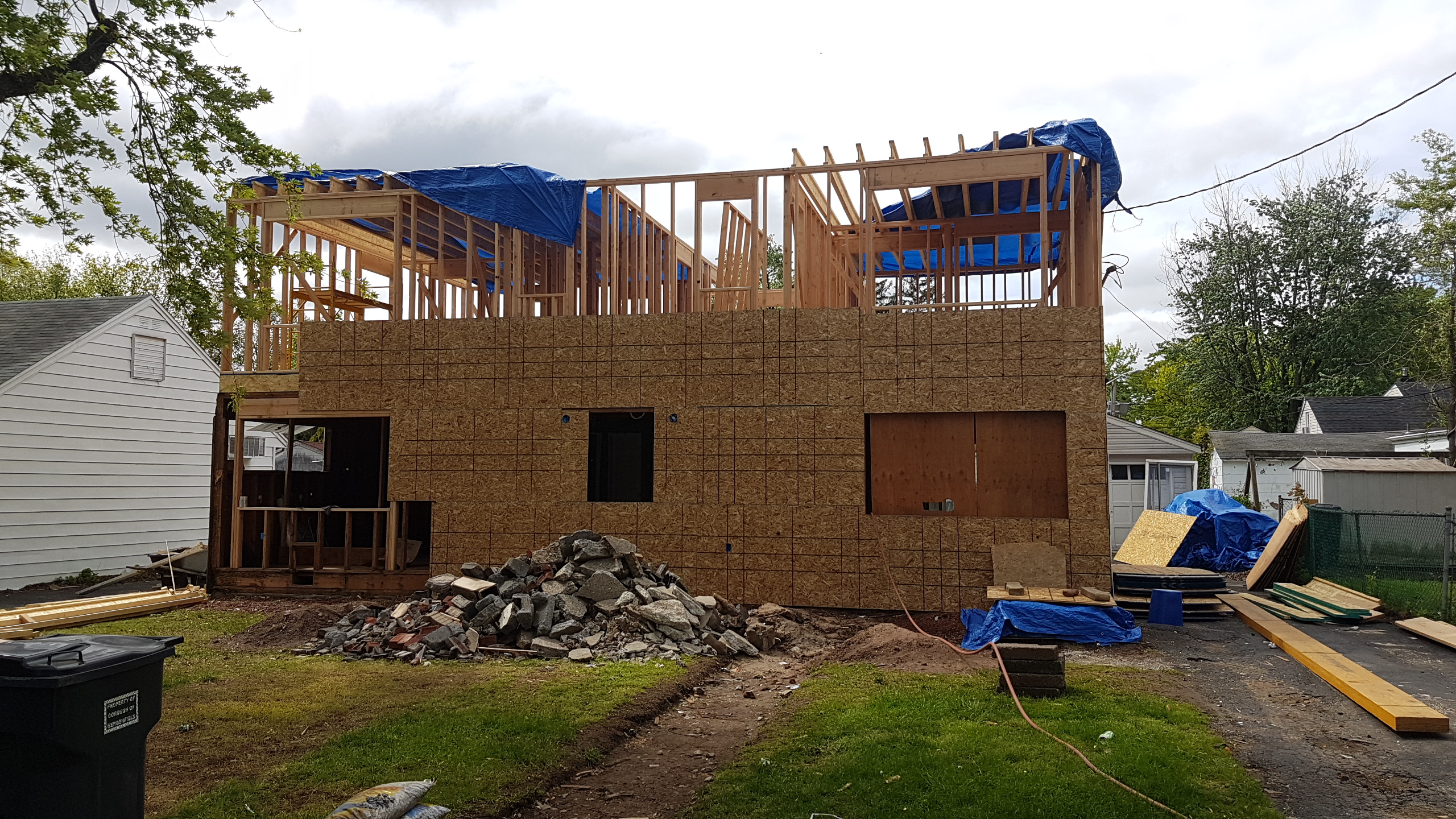 bergenfield_nj_home_addition_under_construction